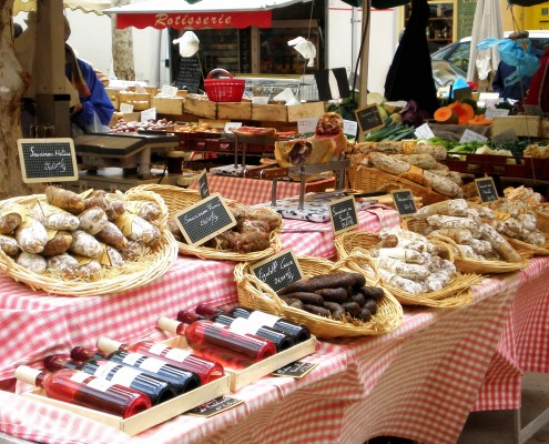 French Market © Barge Vacations